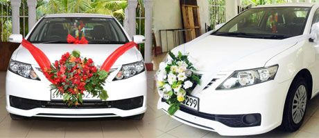Free Wedding Car